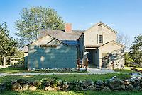 Josiah Dennis Manse Museum, Dennis, Cape Cod, Massachusetts, USA