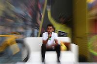 ZIPAQUIRÁ - COLOMBIA, 07-08-2019:Recibimiento de Egan Bernal Ganador del Tour de Francia 2019 en su ciudad ./<br /> Egan Bernal Reception Winner of the Tour de France 2019 in your city. Photo: VizzorImage / Felipe Caicedo / Satff