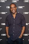 Hampton Fluker attends the 'All My Sons' cast photo call at the American Airlines Theatre  on March 8, 2019 in New York City.