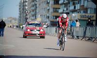 Boris Vallée (BEL/Lotto-Soudal)<br /> <br /> 3 Days of De Panne 2015<br /> stage 3b: De Panne-De Panne TT