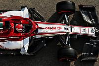 31st October 2020, Imola, Italy; FIA Formula 1 Grand Prix Emilia Romagna, Qualifying;  7 Kimi Raikkonen FIN, Alfa Romeo Racing ORLEN