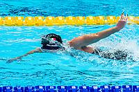 PELLEGRINI Federica ITA Italy<br /> Gwangju South Korea 28/07/2019<br /> Swimming Women's Medley 4x100 Relay<br /> 18th FINA World Aquatics Championships<br /> Nambu University Aquatics Center <br /> Photo © Andrea Staccioli / Deepbluemedia / Insidefoto