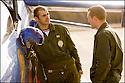 -2008-Salon de Provence- Patrouille de France, retour du vol du capitaine François Breton. Débriefing.