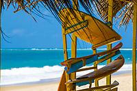 Porto de Galinhas paradisiac beach, near Recife, Brazil.