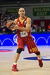 Galatasaray´s Arroyo during 2014-15 Euroleague Basketball match between Real Madrid and Galatasaray at Palacio de los Deportes stadium in Madrid, Spain. January 08, 2015. (ALTERPHOTOS/Luis Fernandez)