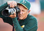 Michael Zagaris<br /> Boston Red Sox at Oakland A's at O.Co coliseum in Oakland, June 20, 2014