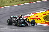 10th October 2021; Formula 1 Turkish Grand Prix 2021 Race Day Istanbul Park Circuit, Istanbul Turkey;   77 BOTTAS Valtteri fin, Mercedes AMG F1 GP W12 E Performance leads the race