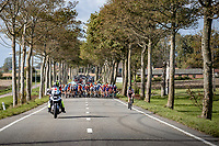 escape attempt<br /> <br /> 9th Gent-Wevelgem in Flanders Fields 2020<br /> Elite Womens Race (1.WWT)<br /> <br /> One Day Race from Ypres (Ieper) to Wevelgem 141km<br /> <br /> ©kramon