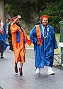 2012 Rainier Beach Graduation (March in)