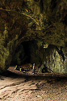 Smoo Cave, Durness, North Coast 500, Sutherland, Northwest Highlands