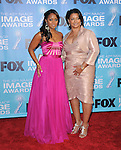 Keshia Knight Pulliam and mom at The 42nd Annual NAACP Awards held at The Shrine Auditorium in Los Angeles, California on March 04,2011                                                                   Copyright 2010  Hollywood Press Agency