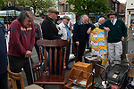 Boston Lincolnshire, weekly household effects auction. 2008 2000s UK