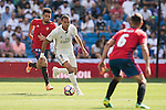 Pepe of Real Madrid in action during the La Liga match between Real Madrid and Osasuna at the Santiago Bernabeu Stadium on 10 September 2016 in Madrid, Spain. Photo by Diego Gonzalez Souto / Power Sport Images