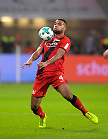 12.01.2018,  Football 1.Liga 2017/2018, 18. match day, Bayer Leverkusen - FC Bayern Muenchen, in BayArena Leverkusen. Jonathan Tah (Leverkusen) . *** Local Caption *** © pixathlon<br /> <br /> +++ NED + SUI out !!! +++<br /> Contact: +49-40-22 63 02 60 , info@pixathlon.de