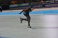 SCHAATSEN: AMSTERDAM: Olympisch Stadion, 09-03-2018, WK Allround, Coolste Baan van Nederland, 3000m Ladies, Ayaka Kikuchi (JPN), ©foto Martin de Jong