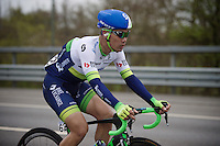Team Orica-GreenEDGE's latest signing King Lok Cheung gets introduced to the European races<br /> <br /> 56th De Brabantse Pijl - La Flèche Brabançonne (1.HC)