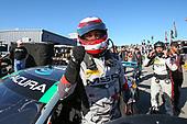 #86 Michael Shank Racing with Curb-Agajanian Acura NSX, GTD: Katherine Legge, Alvaro Parente, Celebrates after winning