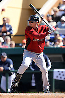 March 5, 2010:  First Baseman Geoff Blum of the Houston Astros during a Spring Training game at Joker Marchant Stadium in Lakeland, FL.  Photo By Mike Janes/Four Seam Images