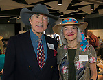 Stephen Meyerson and Sharon Cabrow during the Derby Day fundraiser for the Reno Chamber Orchestra at the Renaissance Reno on Saturday, May 4, 2019.