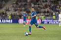 Soccer : International friendly : Italy 3-0 Uruguay