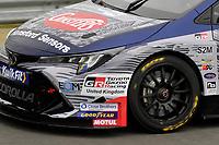 2020 British Touring Car Championship Media day. #80 Tom Ingram. Toyota Gazoo Racing UK with Ginsters. Toyota Corolla.