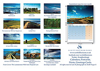 SOLD OUT The East Lothian Calendar is now into its 6th year of production. It is delivered A4 in size but opens out to A3 meaning the 12 images of the coastline can be viewed in all their stunning detail while the date pads provide loads of space to write. As always the calendar comes with its own envelope if you are wanting to send it to family or a friend. The price of the calendar is £6.50 which includes P+P within the UK. Please contact me if order is outwith the UK.