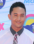 Tahj Mowry at FOX's 2012 Teen Choice Awards held at The Gibson Ampitheatre in Universal City, California on July 22,2012                                                                               © 2012 Hollywood Press Agency