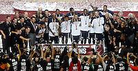 USA team, winners the Final World championship basketball in Istanbul, Turkey-USA, Turkey on Sunday, Sep. 12, 2010. (Novak Djurovic/Starsportphoto.com) .
