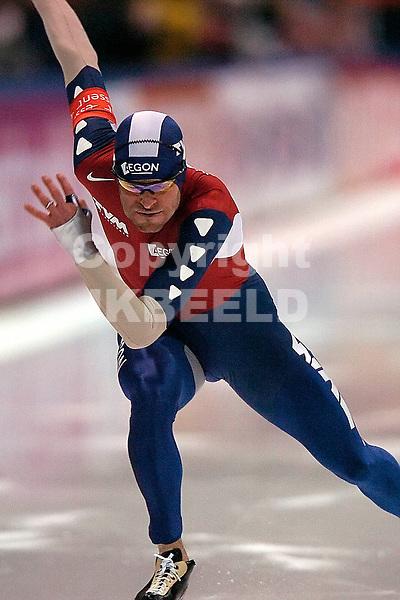 heerenveen world cup schaatsen 500 meter heren 12-11-2006  erben wennemars