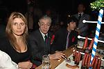 UMBERTO E RENZO BOSSI<br /> FESTA RIUNIFICAZIONE  A VILLA ALMONE RESIDENZA AMBASCIATORE TEDESCO -  ROMA  OTTOBRE 2008