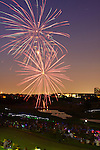 Fireworks - 2013 - Four Seasons Las Colinas