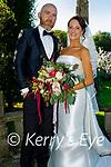 O'Brien/Harty wedding in the Ballyseede Castle Hotel on Thursday September 24th