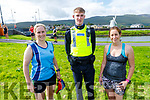 Leanne McCarthy, Gda Brian English and Ciara Tierney at the Run for Livie Mulhern, A Better life for Livie in Blennerville on Saturday