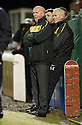 :: DUNDEE UTD MANAGER PETER HOUSTON WATCHES AS HIS SIDE IS KNOCKED OUT OF THE CUP  ::.30/03/2011   sct_jsp010_motherwell_v_dundee_utd     .Copyright  Pic : James Stewart.James Stewart Photography 19 Carronlea Drive, Falkirk. FK2 8DN      Vat Reg No. 607 6932 25.Telephone      : +44 (0)1324 570291 .Mobile              : +44 (0)7721 416997.E-mail  :  jim@jspa.co.uk.If you require further information then contact Jim Stewart on any of the numbers above.........