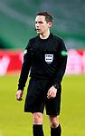 Celtic v St Johnstone…06.12.20   Celtic Park      SPFL<br />Referee David Munro <br />Picture by Graeme Hart.<br />Copyright Perthshire Picture Agency<br />Tel: 01738 623350  Mobile: 07990 594431
