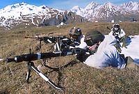 - winter training of paratroopers of the airborne brigade Folgore at Piccolo San Bernardo pass (Aosta valley)<br /> <br /> - addestramento invernale dei paracadutisti della brigata aerotrasportata Folgore al passo del Piccolo San Bernardo (Val d'Aosta)