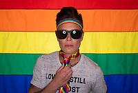 Sandy, UT - June 5, 2018: USWNT Pride Portraits.