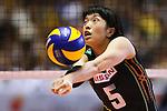 Chizuru Koto (JPN), AUGUST 27, 2015 - Volleyball : FIVB Women's World Cup 2015 1st Round between Japan 3-2 Dominican Republic  in Tokyo, Japan. (Photo by Sho Tamura/AFLO SPORT)