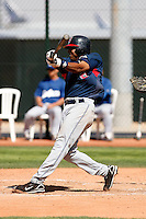 Cristo Arno -  Cleveland Indians - 2009 spring training.Photo by:  Bill Mitchell/Four Seam Images