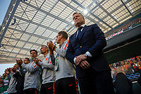 Netherlands Manager Ronald Koeman before the UEFA Nations League Final match between Portugal and Netherlands at Estadio do Dragao on June 9th 2019 in Porto, Portugal. (Photo by Daniel Chesterton/phcimages.com)<br /> Finale <br /> Portogallo Olanda<br /> Photo PHC/Insidefoto <br /> ITALY ONLY