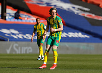 13th March 2021; Selhurst Park, London, England; English Premier League Football, Crystal Palace versus West Bromwich Albion;  Conor Gallagher of West Bromwich Albion