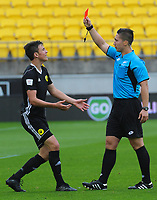 181103 ISPS Handa Premiership Football - Wellington Phoenix Reserves v Waitakere United