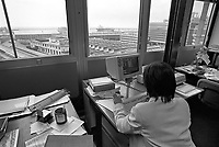 - Genova, impiegata in un ufficio della azienda elettronica Esacontrol  (aprile 1986)<br />