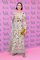 Erin O'Connor<br /> arriving for the V&A Summer Party 2018, London<br /> <br /> ©Ash Knotek  D3410  20/06/2018