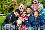 Imran, Iqra, Alisha, Kamran Muhammad, Shaheen Akhter and Ghaffor Muhammad, Clash Tralee, pictured on Monday last.