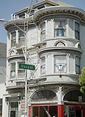 Haight Victorian Architecture
