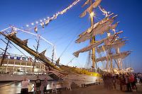 Mircea, Tall Ships, Boston Harbor, Boston, MA, Seaport