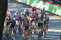 4th September 2021; Sanxenxo to Castro De Herville De Mos, Pontevedra, Spain; stage 20 of Vuelta a Espanya cycling tour; Alpecin - Fenix 2021, Lotto - Soudal Krieger, Alexander Castro De Herville De Mos