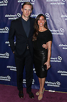 """BEVERLY HILLS, CA, USA - MARCH 26: Teddy Sears, Milissa Sears at the 22nd """"A Night At Sardi's"""" To Benefit The Alzheimer's Association held at the Beverly Hilton Hotel on March 26, 2014 in Beverly Hills, California, United States. (Photo by Xavier Collin/Celebrity Monitor)"""