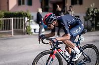 Egan Bernal (COL/Ineos Grenadiers)<br /> <br /> Stage 1 from Lido di Camaiore to Lido di Camaiore (156km)<br /> <br /> 56th Tirreno-Adriatico 2021 (2.UWT) <br /> <br /> ©kramon